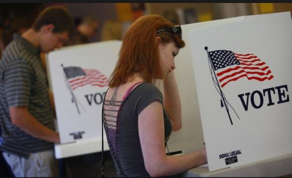 Millenial Voting