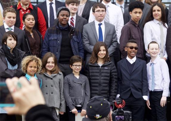 Kids sue Climate Change