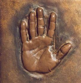 Drumpfs hand